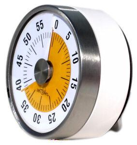 GELB Disk Time Zeit Timer MIT NAMENSDRUCK Autismus ADHS Geschenk für Lehrer FASD