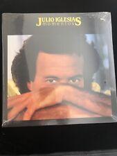 Julio Iglesias - Momentos - 1982 CBS Records LP Vinyl New Sealed