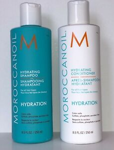 Moroccanoil Hydrating Shampoo & Conditioner Set Combo Pack 2x 250ml