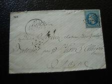 FRANCE enveloppe 18?? (cy15) french