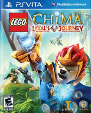 LEGO Legends of Chima: Laval's Journey - PlayStation Vita, New Video Games