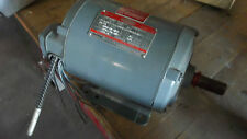 NEW DAYTON MOTOR 3N083 1.5HP 143T 460/230V 2.25/4.5A 3510RPM PH3 60HZ (279)