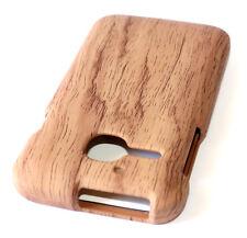 Alcatel One Touch EVOLVE 5020T - Brown Wood Oak Tree Matte Feel Hard Cover Case