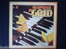 VINYL LP - IN GOLD #6 - HAMMOND IN GOLD - RDS9656