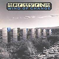 SCORPIONS Wind of change FR Press SP