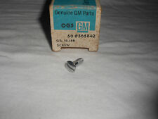 Genuine GM NOS Inside Rear View Mirror Screw 565842 Camaro Corvette Chevelle (1)