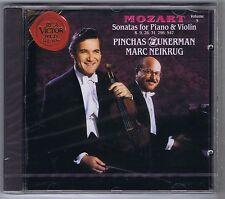 ZUKERMAN NEIKRUG CD NEW MOZART SONATAS K 9,26,31,296,547 VOL.5