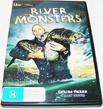 River Monsters : Season 3--- (DVD, 2013, 2-Disc Set)