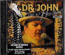 DR. JOHN - Live at Montreux 1995    [CD]   NEU&OVP/SEALED!