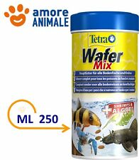 Tetra Wafer Mix 250 ml - Mangime per pesci da fondo e crostacei