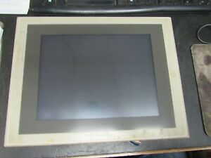 OMRON NS10-TV01-V2 INTERACTIVE DISPLAY