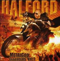 Halford – Metal God Essentials Vol. 1     - 2xCD+DVD NEU