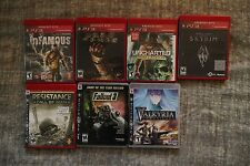 Sony PlayStation 3 PS3 CD Video Games - very good condition