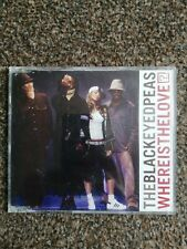 Cd Single : Black Eyed Peas - Where Is The Love? (Ref:B4)