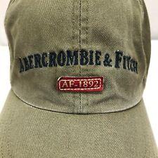 ABERCROMBIE & FITCH AF-1892 ADJUSTABLE STRAPBACK CAP HAT