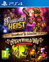 Steamworld Collection For PS4 (New & Sealed)