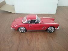 New ListingDanbury Mint 1962 Chevrolet Corvette 1:24 Scale Diecast w/ Box. No papers