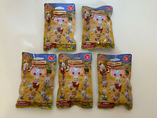 *Lot of 5* New Unopened Calico Critters Baby Camping Series Blind Bags