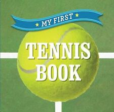My First Tennis Book (Board Book)