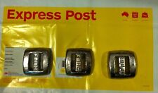 3x1.5kg Dive Weights Postage Included