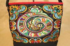 Genuine Embroidered Vintage Tribal BOHO sport bag shoulder bag handbag tote bag