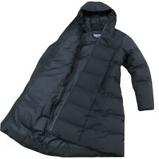 PATAGONIA JACKSON GLACIER Women's Hooded Goose Down Puffer Canada Jacket Coat