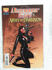 Danger Girl And The Army Of Darkness (2012 IDW) #6 First Printing Fine+
