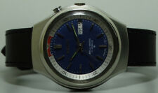Vintage Seiko Bellmatic Alarm Automatic Day Date Used Wrist Watch S800 Antique