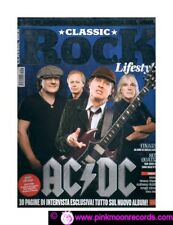 CLASSIC ROCK N°26/2015 AC/DC FINARDI SUZY QUATRO IGGY POP DREAM THEATER
