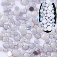 3g Glitters 3D DIY Nail Art Rhinestones Acrylic Manicure Tips Decoration UK