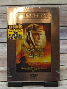 Lawrence of Arabia [DVD] [1962] Region  1 Incredible Value and Free Shipping!