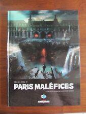 Paris maléfices 3 eo -- le petit homme rouge des tuileries -- dim.d & pécau