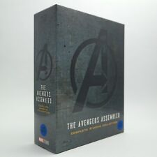 The Avengers Assembled - Blu-ray Complete 4-Movie Collection Box Set (2019)