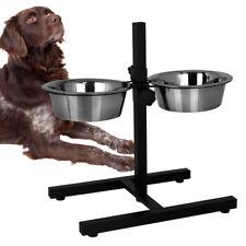 Napfständer Hundenapf Ständer Futterbar Hundebar Futternapf Fressnapf 2x1,8L NEU