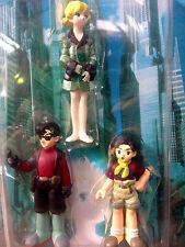 Metropolis Figures Set Cominica Inc Limited Edition 0Samu Tezuka Kimba Astroboy