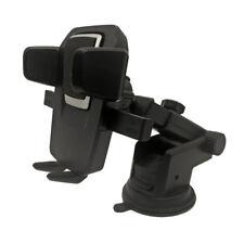360° Rotary Car Mount Universal Phone Holder Telescopic Arm Mobile Phone Cradle