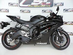 Yamaha YZF-R6 2006-16 Full exhaust + Muffler + dB Killer CS Racing