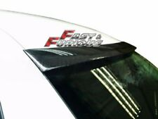 FOR CARBON FIBER 02-08 AUDI A4 S4 8E B6 B7 SEDAN REAR WING WINDOW ROOF SPOILER
