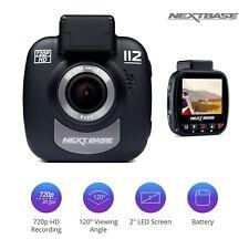 "Nextbase 112 Car Dash Dashboard Video Camera 2"" 720P HD DVR Cam"