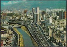 AA6494 Venezuela - Caracas - Autopista del Este - Cartolina postale - Postcard