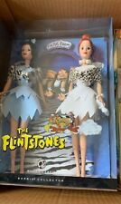 Barbie Collector The Flintstones Wilma and Betty Dolls Giftset