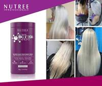 Brazilian Bottox Expert termo keratin blonde mask 33,8 oz by Nutree Professional