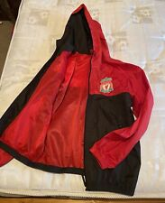 Liverpool FC Waterproof Coat Age 10/11 Years Old