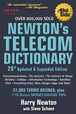 Newton's Telecom Dictionary: covering Telecommunications, The Internet, The Clou