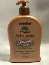 Coppertone Endless Summer Sunless Tanning Moisturizing Lotion, Gradual Tan