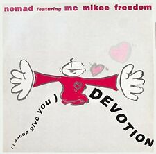 Nomad I wanna give you devotion (#zyx6430, feat. MC Mikee Freedom) [Maxi-CD]