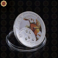 WR Silver Coin Commemorative Gold Foil Collection Coin Collectible Gifts