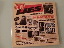 lp g n' r lies-guns n' roses prima stampa 1989 brazil geffen records