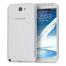 Ultra Slim Case Samsung Note 2 Fine Matte Protective Case Skin Cover Film