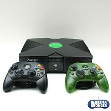 Microsoft XBOX® Classic Konsole schwarz | 250 GB Festplatte | 2 x Controller
